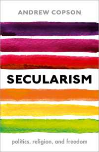 世俗主義入門<br>Secularism : Politics, Religion, and Freedom