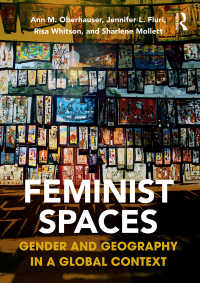 フェミニズム地理学<br>Feminist Spaces : Gender and Geography in a Global Context