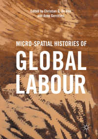 グローバル労働のミクロ空間史<br>Micro-Spatial Histories of Global Labour〈1st ed. 2018〉