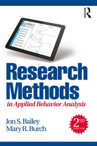 応用行動分析調査法(第2版)<br>Research Methods in Applied Behavior Analysis(2)