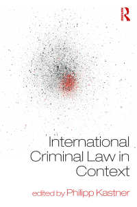 国際刑法の要点<br>International Criminal Law in Context