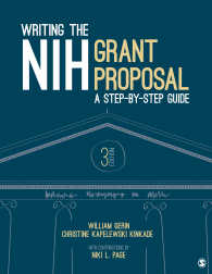 NIHグラント申請ガイド(第3版)<br>Writing the NIH Grant Proposal : A Step-by-Step Guide(Third Edition)