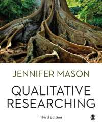 質的研究実践(第3版)<br>Qualitative Researching(Third Edition)