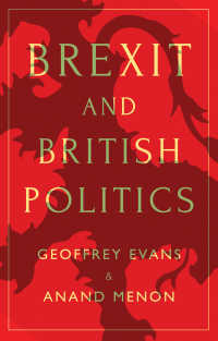 EU離脱と英国政治<br>Brexit and British Politics