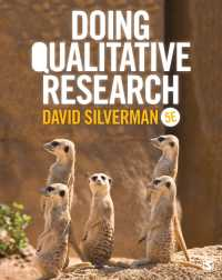 実践質的研究(第5版)<br>Doing Qualitative Research(Fifth Edition)