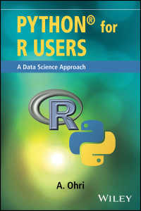 RユーザーのためのPython<br>Python for R Users : A Data Science Approach