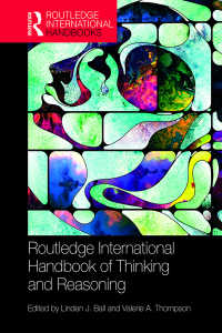 思考と推論ハンドブック<br>International Handbook of Thinking and Reasoning