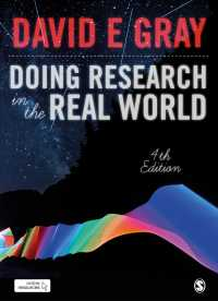現実世界における調査実践(第4版)<br>Doing Research in the Real World(Fourth Edition)