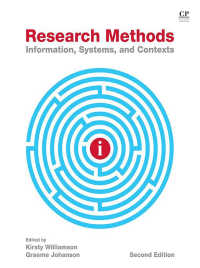 Research Methods : Information, Systems, and Contexts(2)