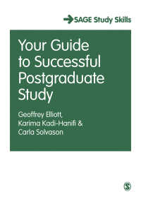 大学院生のための成功スキル<br>Your Guide to Successful Postgraduate Study(First Edition)