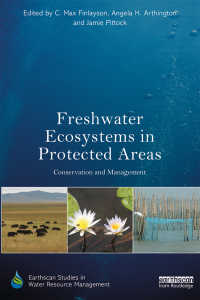 Freshwater Ecosystems in Protected Areas : Conservation and Management