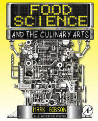 食品化学と料理術<br>Food Science and the Culinary Arts