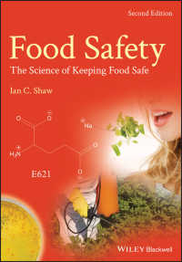 食品衛生の科学(第2版)<br>Food Safety : The Science of Keeping Food Safe(2)