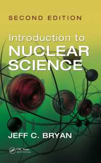 核科学入門(第2版)<br>Introduction to Nuclear Science, Second Edition(2 NED)
