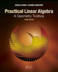 実践線形代数(第3版)<br>Practical Linear Algebra : A Geometry Toolbox, Third Edition(3 NED)