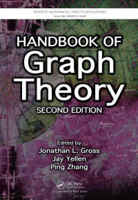 グラフ理論ハンドブック(第2版)<br>Handbook of Graph Theory, Second Edition(2 NED)