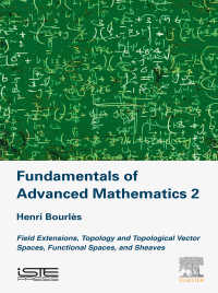 発展的数学の基礎2<br>Fundamentals of Advanced Mathematics V2
