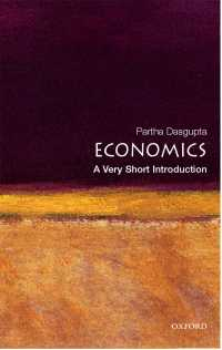 一冊でわかる経済学<br>Economics: A Very Short Introduction