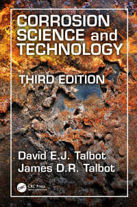腐食の科学・技術(第3版)<br>Corrosion Science and Technology, Third Edition(3)