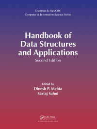 データ構造と応用ハンドブック(第2版)<br>Handbook of Data Structures and Applications, Second Edition(2 NED)