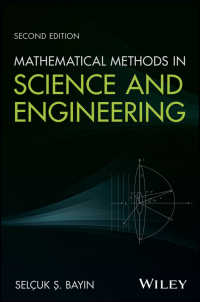 mathematical methods in science and engineering bayin selçuk s