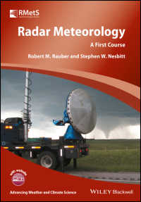 レーダー気象学入門<br>Radar Meteorology : A First Course