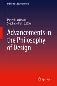 デザイン哲学の最前線<br>Advancements in the Philosophy of Design〈1st ed. 2018〉