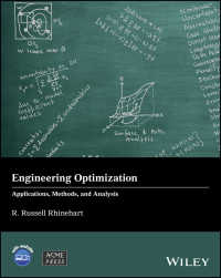 工学的最適化:応用・手法・解析<br>Engineering Optimization : Applications, Methods and Analysis