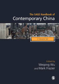 現代中国ハンドブック(全2巻)<br>The SAGE Handbook of Contemporary China(First Edition)