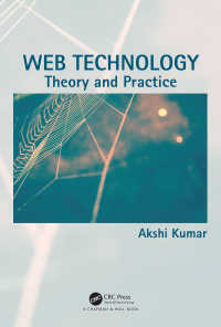 Web Technology : Theory and Practice