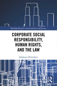CSR、人権と法<br>Corporate Social Responsibility, Human Rights and the Law