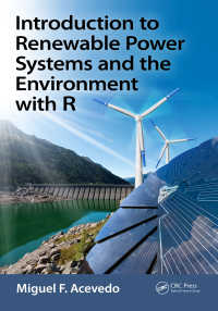Rによる再生可能電力システムと環境入門(テキスト)<br>Introduction to Renewable Power Systems and the Environment with R