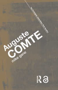 A.コント入門<br>Auguste Comte