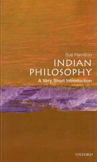 一冊でわかるインド哲学<br>Indian Philosophy: A Very Short Introduction