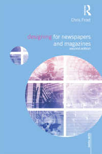 新聞・雑誌のデザイン(第2版)<br>Designing for Newspapers and Magazines(2 NED)