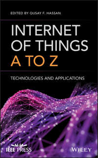 IoT全体論<br>Internet of Things A to Z : Technologies and Applications