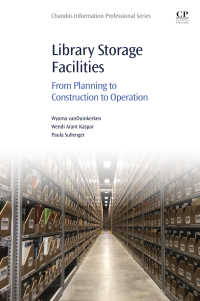 図書館の収蔵力強化<br>Library Storage Facilities : From Planning to Construction to Operation