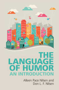 ユーモアの言語学入門<br>The Language of Humor : An Introduction