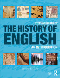 英語史入門(第2版)<br>The History of English : An Introduction(2 NED)
