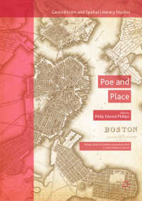 ポーと場所<br>Poe and Place〈1st ed. 2018〉