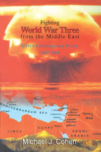 Fighting World War Three from the Middle East : Allied Contingency Plans, 1945-1954