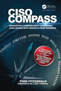 CISO COMPASS : Navigating Cybersecurity Leadership Challenges with Insights from Pioneers