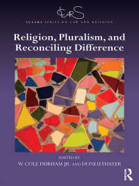 宗教、多元主義と差異の調和<br>Religion, Pluralism, and Reconciling Difference