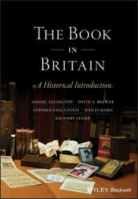 イギリス書物史入門<br>The Book in Britain : A Historical Introduction