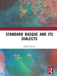 標準バスク語と方言<br>Standard Basque and Its Dialects