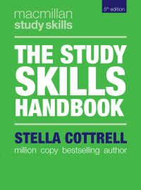 The Study Skills Handbook〈5th ed. 2019〉(5)