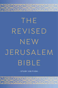 The Revised New Jerusalem Bible : Study Edition
