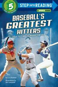 Baseball's Greatest Hitters : From Ty Cobb to Miguel Cabrera