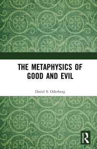 善悪の形而上学<br>The Metaphysics of Good and Evil