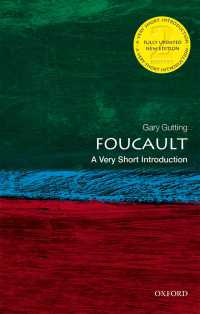 一冊でわかるフーコー(第2版)<br>Foucault: A Very Short Introduction(2)